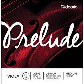 D'Addario Orchestral D'Addario Prelude Viola Single C String, Long Scale, Medium Tension