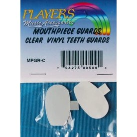 Players Products Players Products MPGR-C Soft Clear Teeth Guard, 2 Pk
