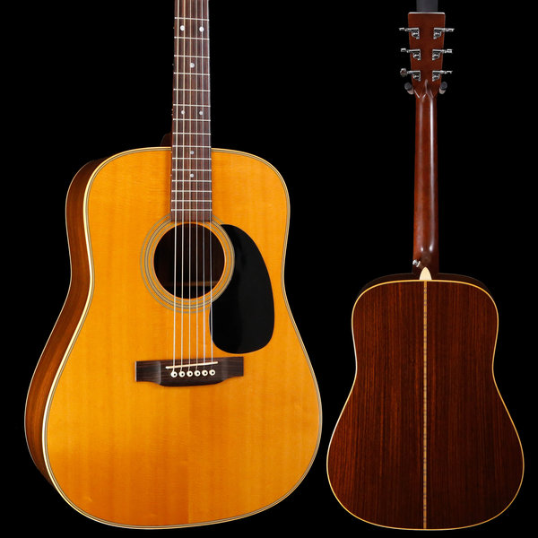 Martin 2007 Martin D-28 Natural w Hard Case 680 4lbs 10.4oz