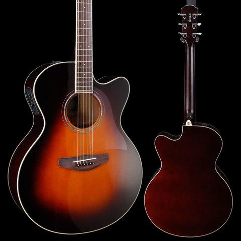 Yamaha CPX600 OVS w System 65 Piezo, Old Violin SB 280 4lbs 12.1oz