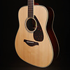 Yamaha FG830 Natural Folk Solid Top, Rosewood Back & Sides 587 4lbs 6.1oz