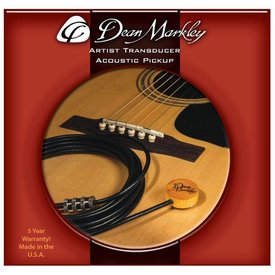 Dean Markley Dean Markley 3000 Artist Transducer Acoustic Pickup