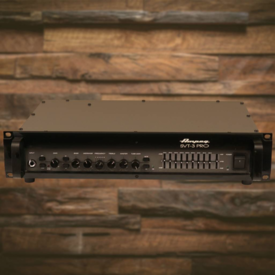 Ampeg Ampeg SVT-3PRO 450W RMS Tube Preamp SS Power Amp