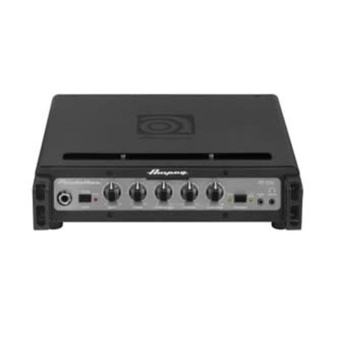 Ampeg PF-350 Portaflex 350W RMS Solid State Preamp D Class Power Amp Bass Head