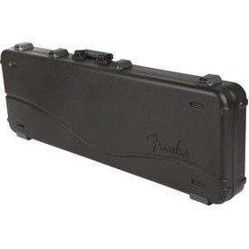 Fender Fender Deluxe Molded Bass Case Left-Hand, Black