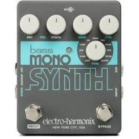 Electro Harmonix Electro-Harmonix Bass Mono Synth Pedal