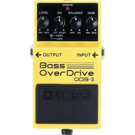Boss Boss ODB3 Bass Overdrive