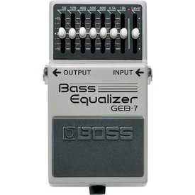 Boss Boss GEB7 Bass Equalizer 7 Band