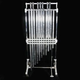 Deagan Deagan Model #9190 1.5-oct. Silver Symphonic Chimes