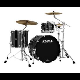 TAMA TAMA Starclassic Walnut/Birch 3-piece shell pack Piano Black