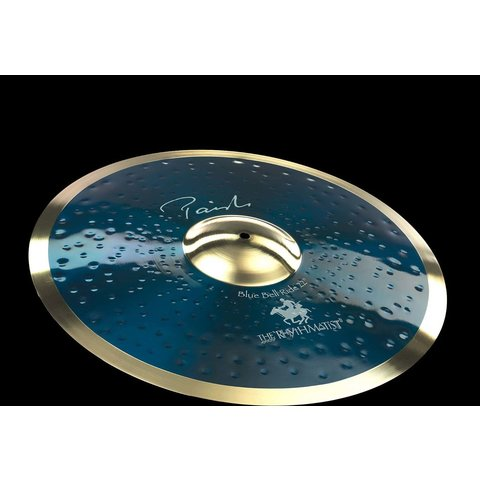 """Paiste 22"""" Signature Series Blue Bell Ride Cymbal 3520 grams"""