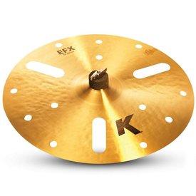 "Zildjian Cymbals Zildjian K0888 18"" K Efx"