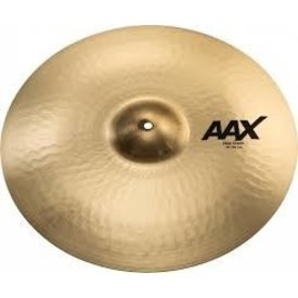 """Sabian Sabian AAX Thin Crash Cymbal - 19"""" - Brilliant"""