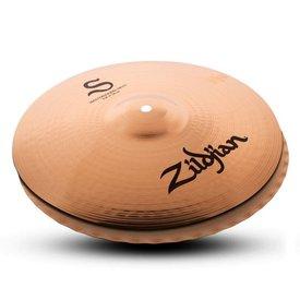 "Zildjian Cymbals Zildjian S14MB 14"" S Mastersound Hats, Bottom"