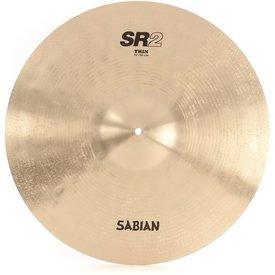 "Sabian 12"" Sabian SR2 Medium Crash Cymbal"