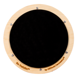 Offworld Percussion Offworld Percussion Aurora Series Darkside Practice Pad w/ Snare Puck