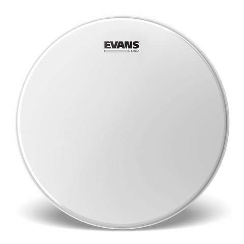 Evans UV2 Tompack, Coated, Rock (10 inch, 12 inch, 16 inch)
