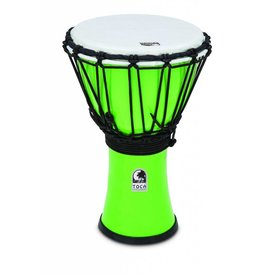 Toca Toca Freestyle Colorsound 7'' Djembe Pastel Green