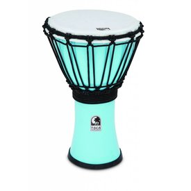 Toca Toca Freestyle Colorsound 7'' Djembe Pastel Blue