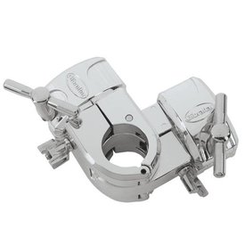 Gibraltar Gibraltar Chrome Stack Right Angle Clamp