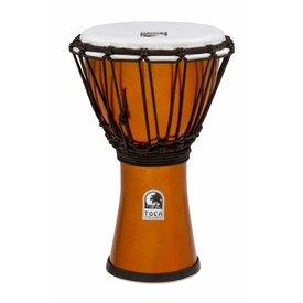 Toca Toca Freestyle Colorsound 7'' Djembe Metallic Orange