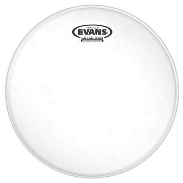 Evans Evans Hydraulic Glass (Clear) Bass Drum Head, 22 Inch