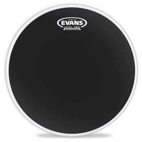 Evans Hydraulic Black Bass Drum Head, 22 Inch