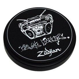 "Zildjian Cymbals Zildjian P1204 6"" Travis Barker Practice Pad"