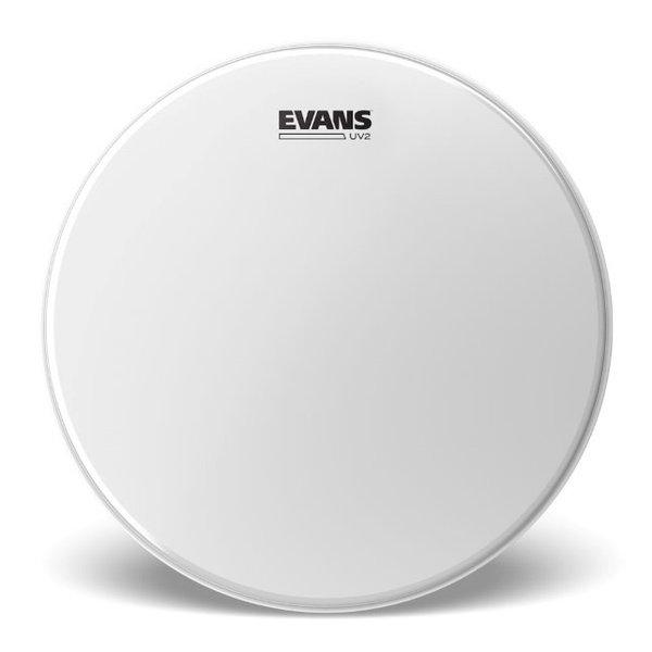 Evans Evans UV2 Coated Drum Head, 12 Inch