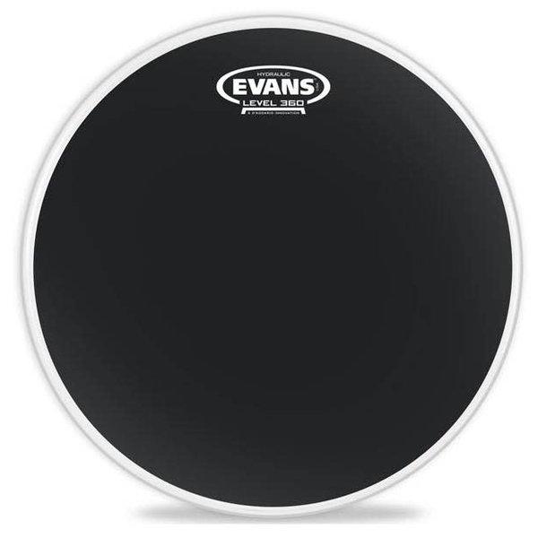 Evans Evans Hydraulic Black Drum Head, 14 Inch