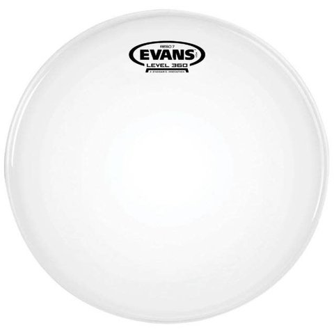 "Evans Reso 7 Coated Resonant Drum Head 16"""