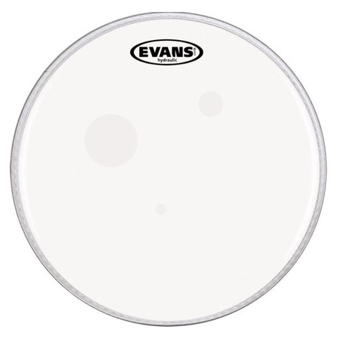 Evans Hydraulic Glass Drum Head, 13 Inch