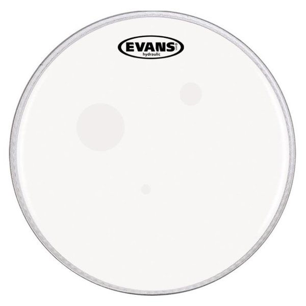 Evans Evans Hydraulic Glass Drum Head, 13 Inch