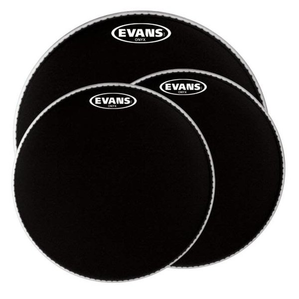 """Evans Evans Onyx Drum Head 14"""""""