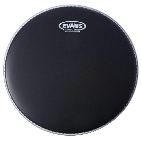"""Evans Evans Onyx Drum Head 12"""""""