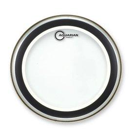 "Aquarian Aquarian SX10 Studio X Clear Drumhead, 10"""
