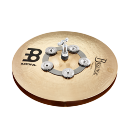 Meinl Cymbals Meinl Percussion Soft Ching Ring w Stainless Steel Jingles