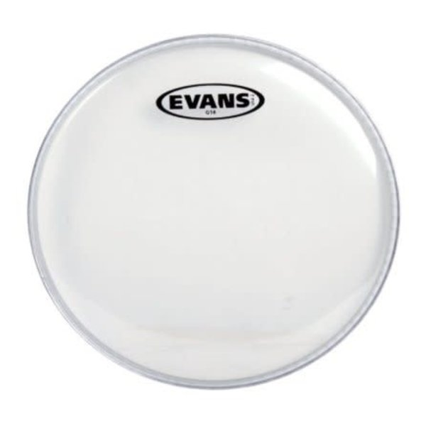 Evans Evans G14 Clear Drum Head 10""