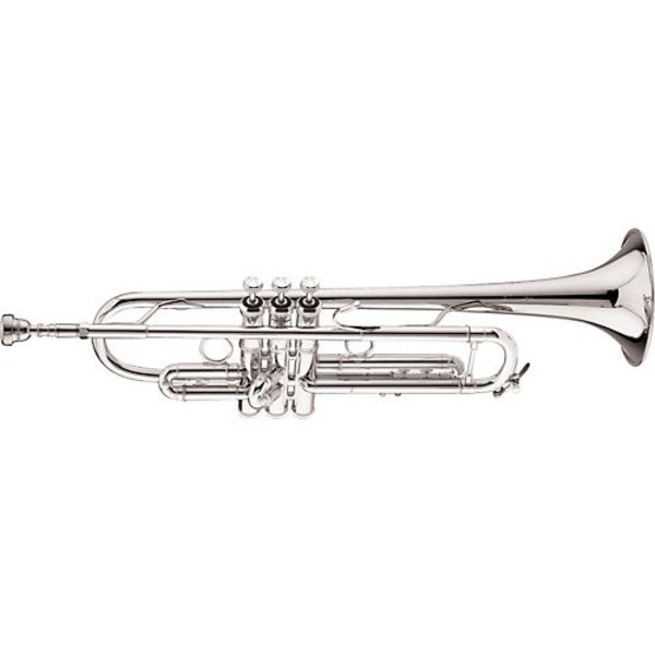 Bach Bach LT18077 Stradivarius New York Professional Bb Trumpet, #7 Bell, No Case