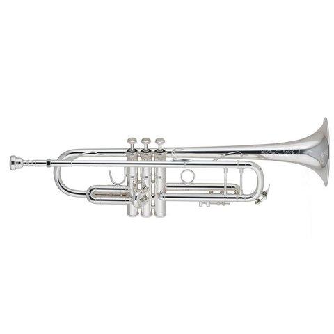 Bach 190S37W1 Stradivarius 50th Anniversary Profess Bb Trumpet, Silver Plated