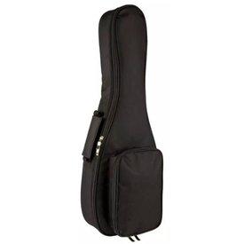 Lanikai Lanikai Black Nylon Padded Tenor Ukulele Bag