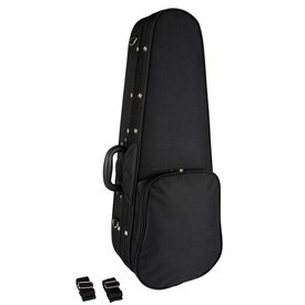 Lanikai Lanikai Black Nylon Padded Concert Ukulele Bag