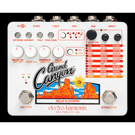 Electro Harmonix Electro-Harmonix GRAND Canyon Delay and Looper