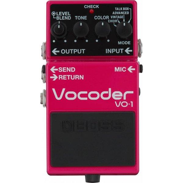 Boss Boss VO1 Vocoder