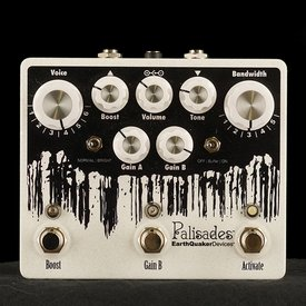 EarthQuaker Devices Earthquaker Devices Palisades V2 Mega Ultimate Overdrive