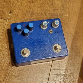 Stigtronics Stigtronics Delay & Tremolo Combo Guitar Effects Pedal - Used
