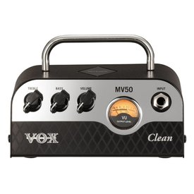 Vox Vox MV50CL 50W Minivalve Clean Guitar Amplifier Head
