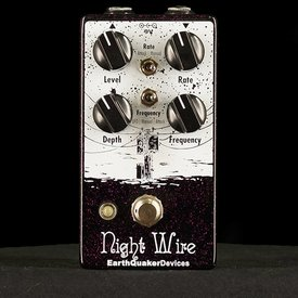 EarthQuaker Devices Earthquaker Devices Night Wire V2 Wide Range Harmonic Tremelo