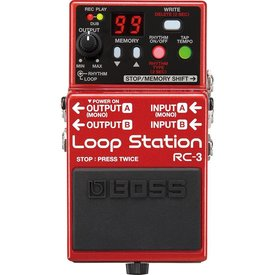 Boss Boss RC3 Loop Station