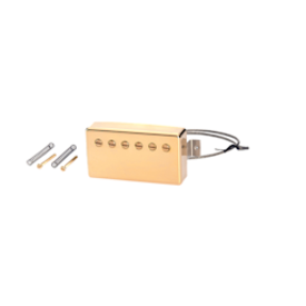 """Gibson Gibson IM98T-GH 498T """"Hot Alnico"""" Bridge Pickup, 4-Conductor, Gold"""